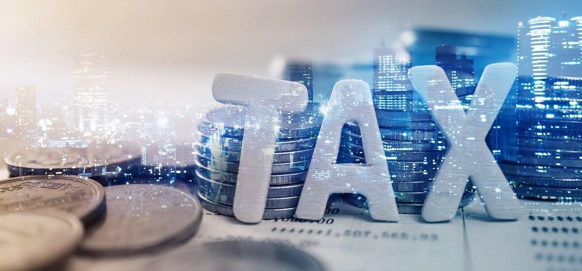 تاثیر مالیات